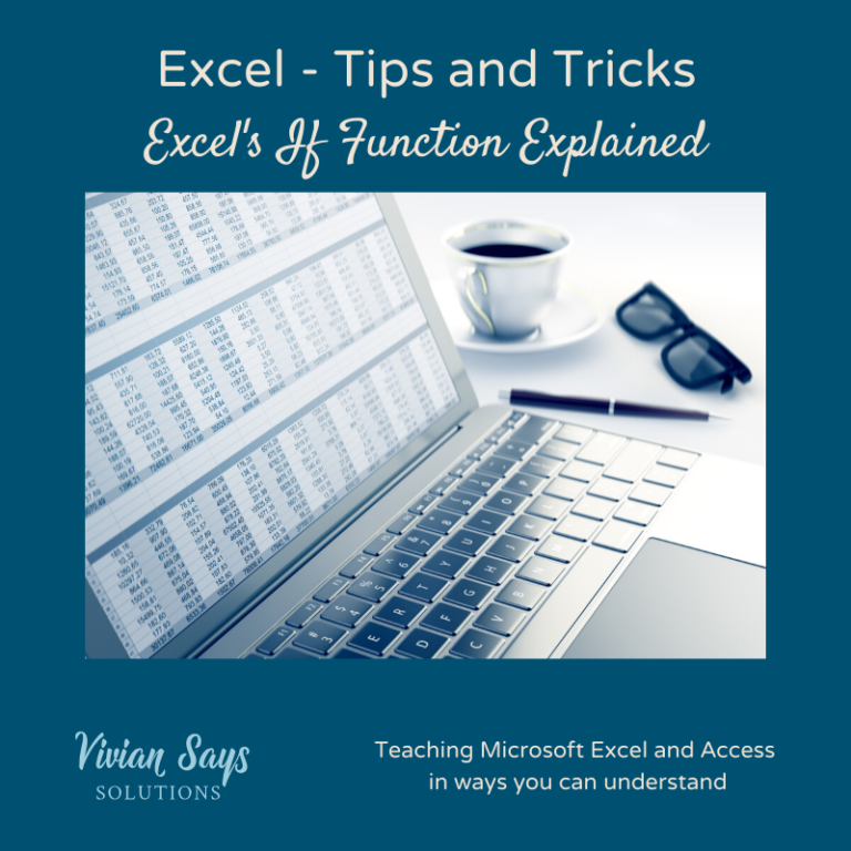 Excel's IF Function Made Easy